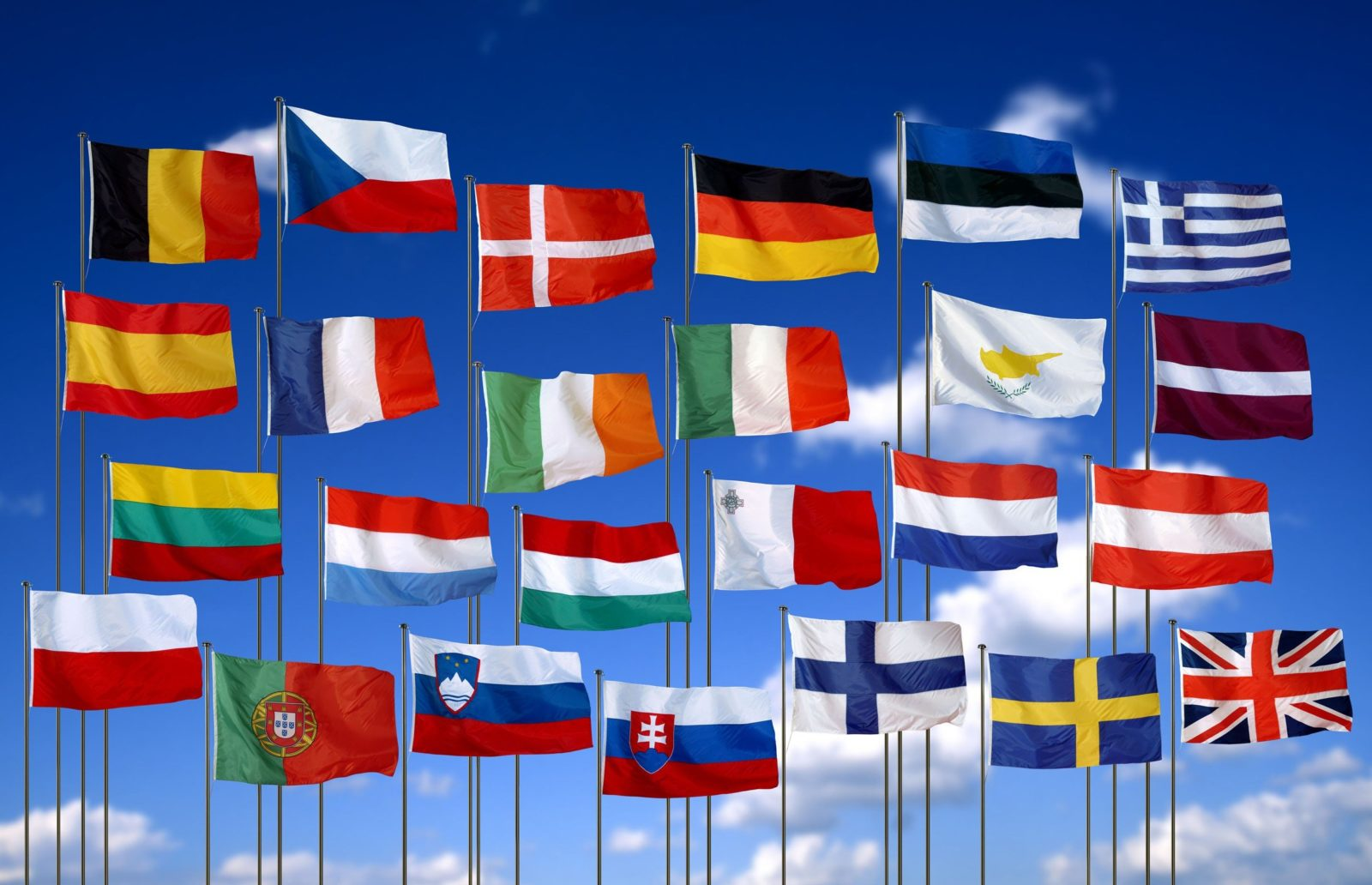 в какие страны нужен шенген