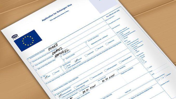 Как правильно заполнить анкету на визу во Францию?