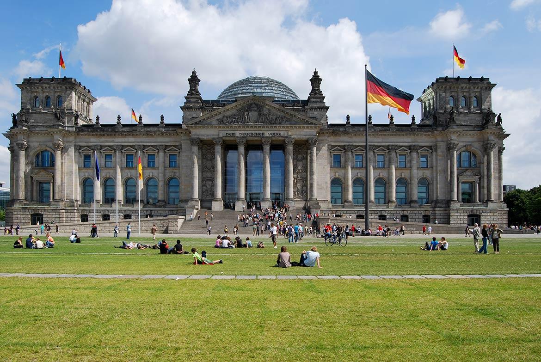 германия туризм