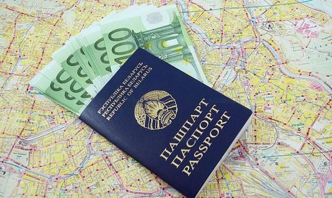 виза для белорусов