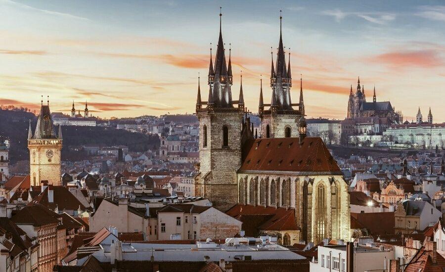 Виза в Прагу: как самостоятельно получить?