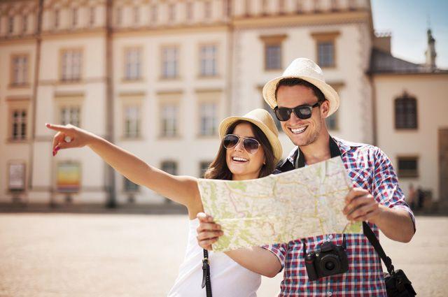 туристы польша