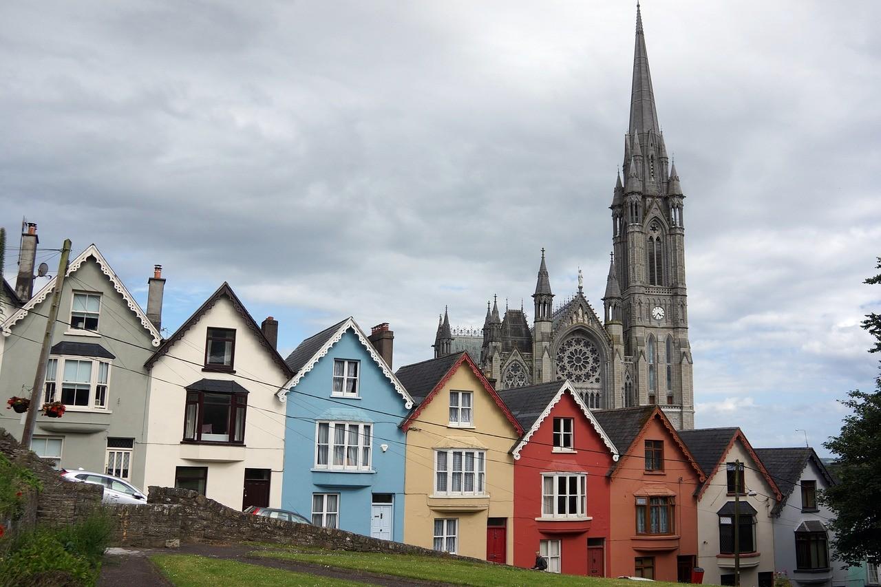 ирландия поездка