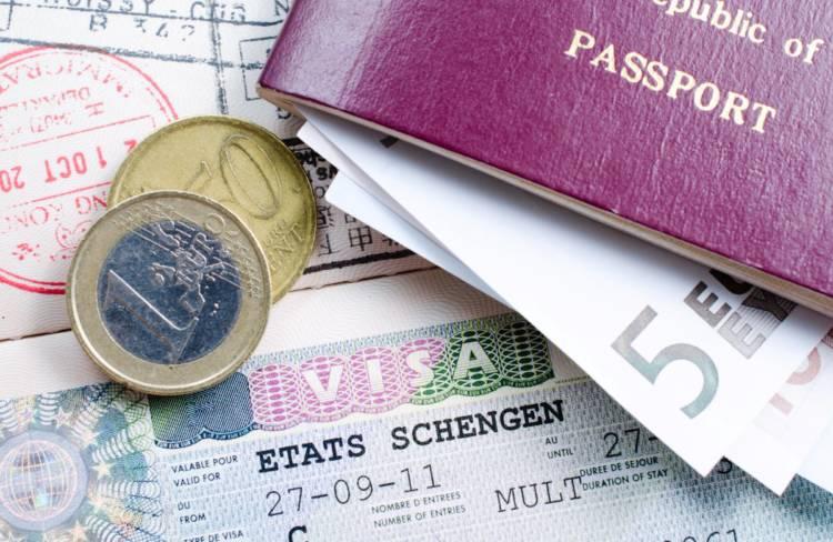 шенген виза прага