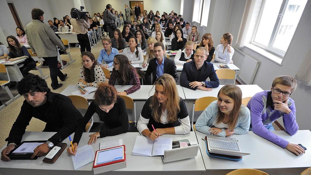 студенты израиля