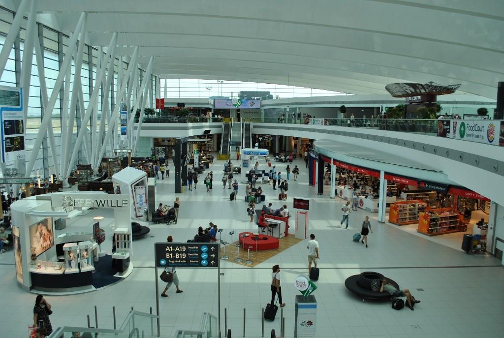 аэропорт венгрия