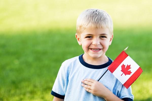 детская виза в канаду