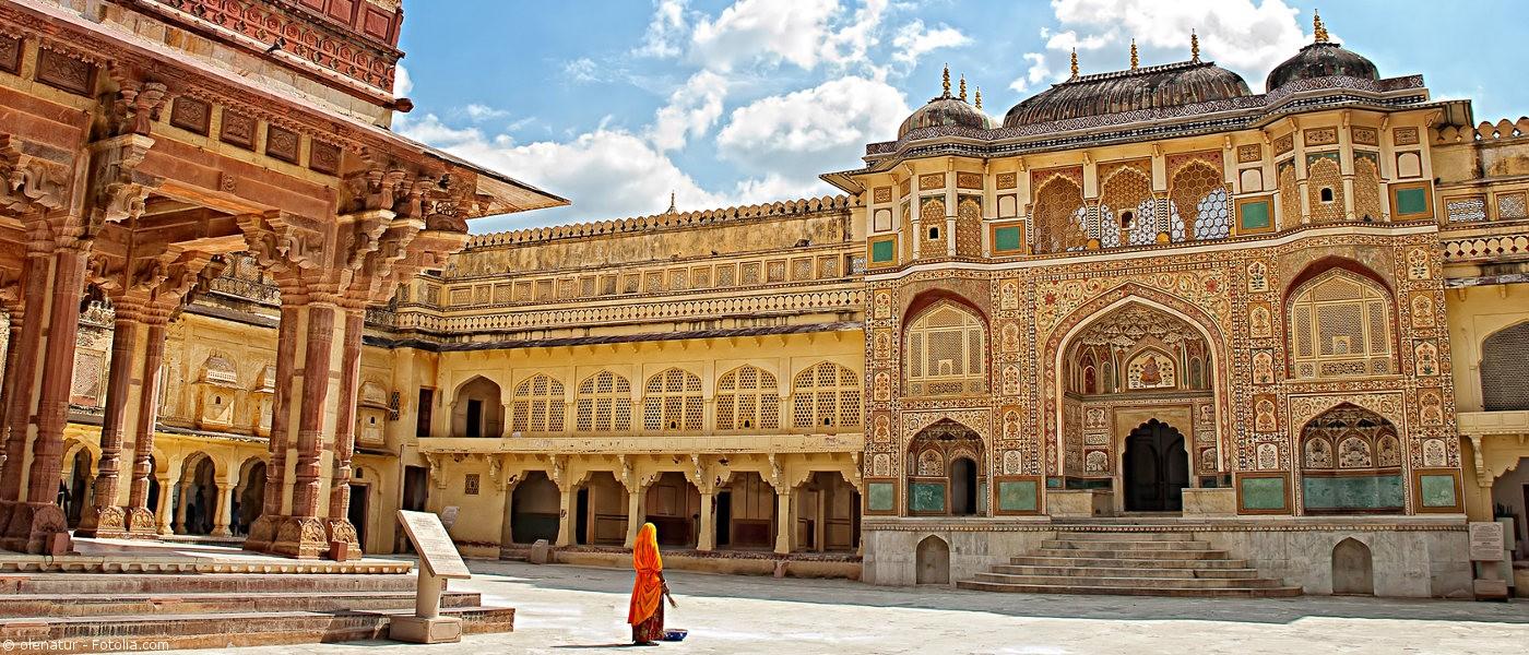 индия дворец