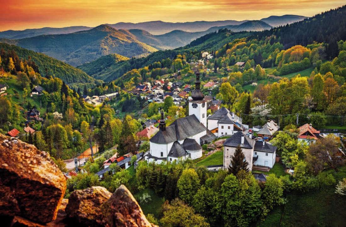 Виза при поездке в Словакию: как оформить?