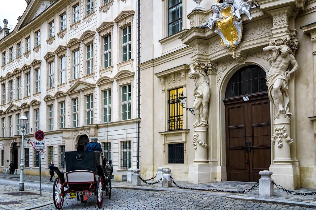 Оформляем самостоятельно визу в Вену, Австрия