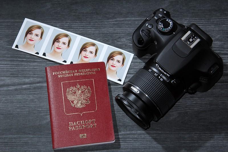 фотографирование на визы