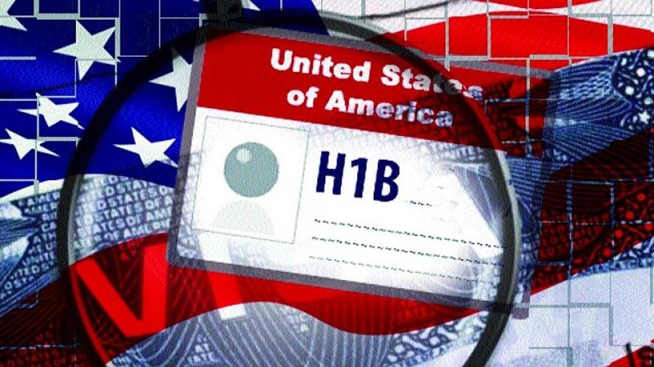 рабочая виза h1b