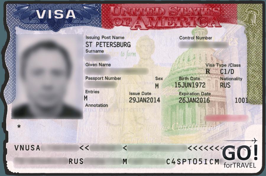 c1d виза