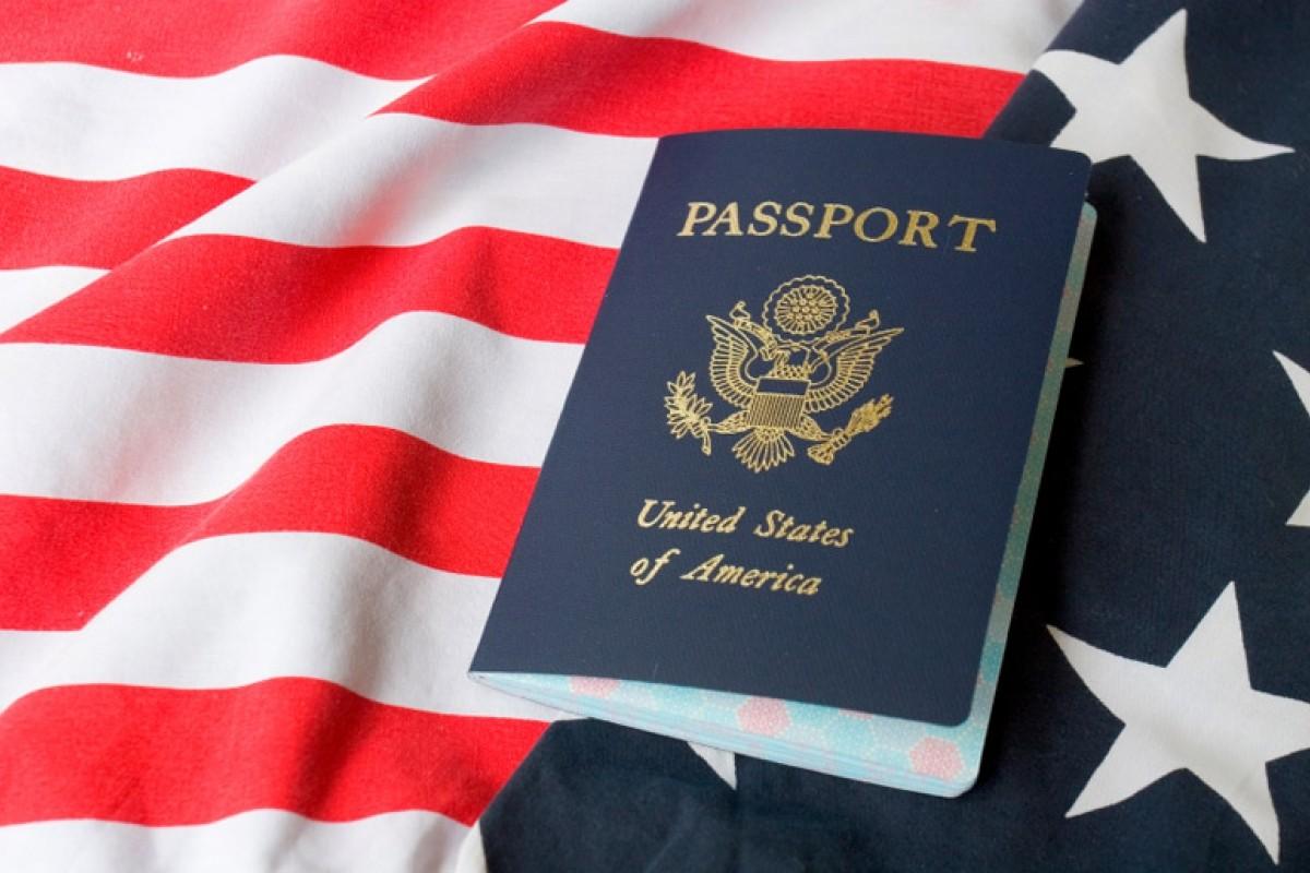 паспорт америки
