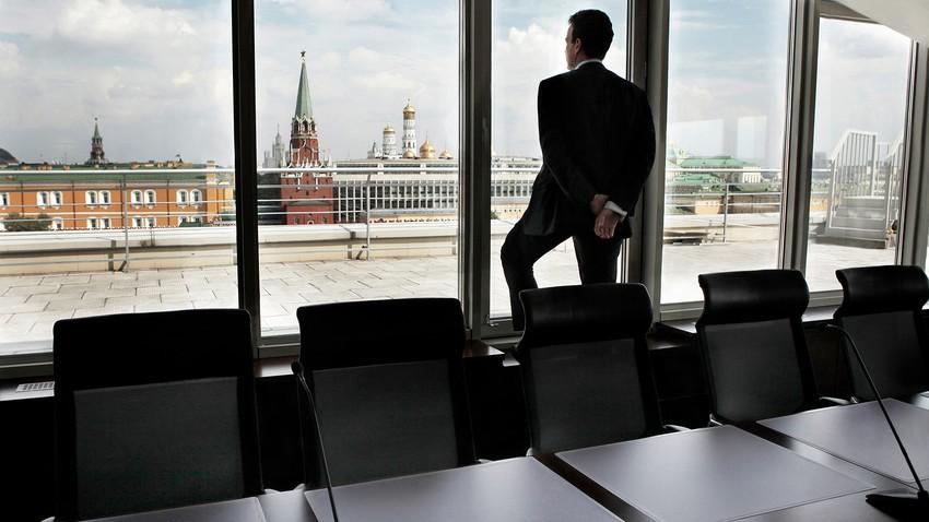 россия бизнесмен
