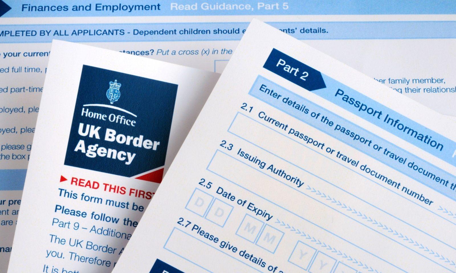 Документы для визы в Великобританию: какие нужны?