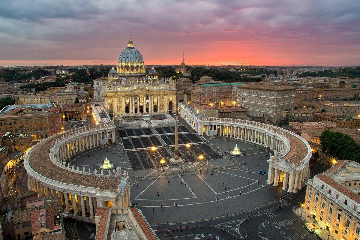 Какая нужна виза россиянину, чтобы поехать в Ватикан?