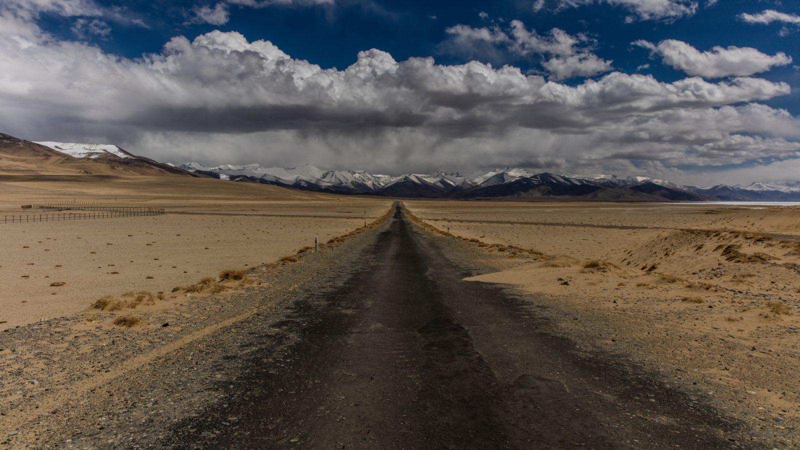 пейзаж в таджикистане