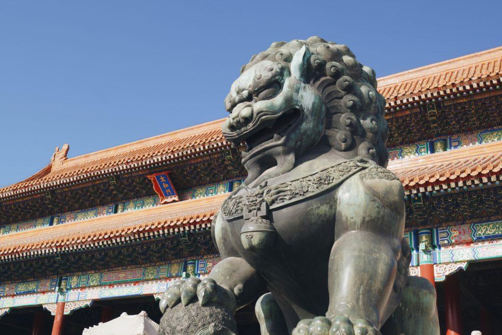 поездка в пекин