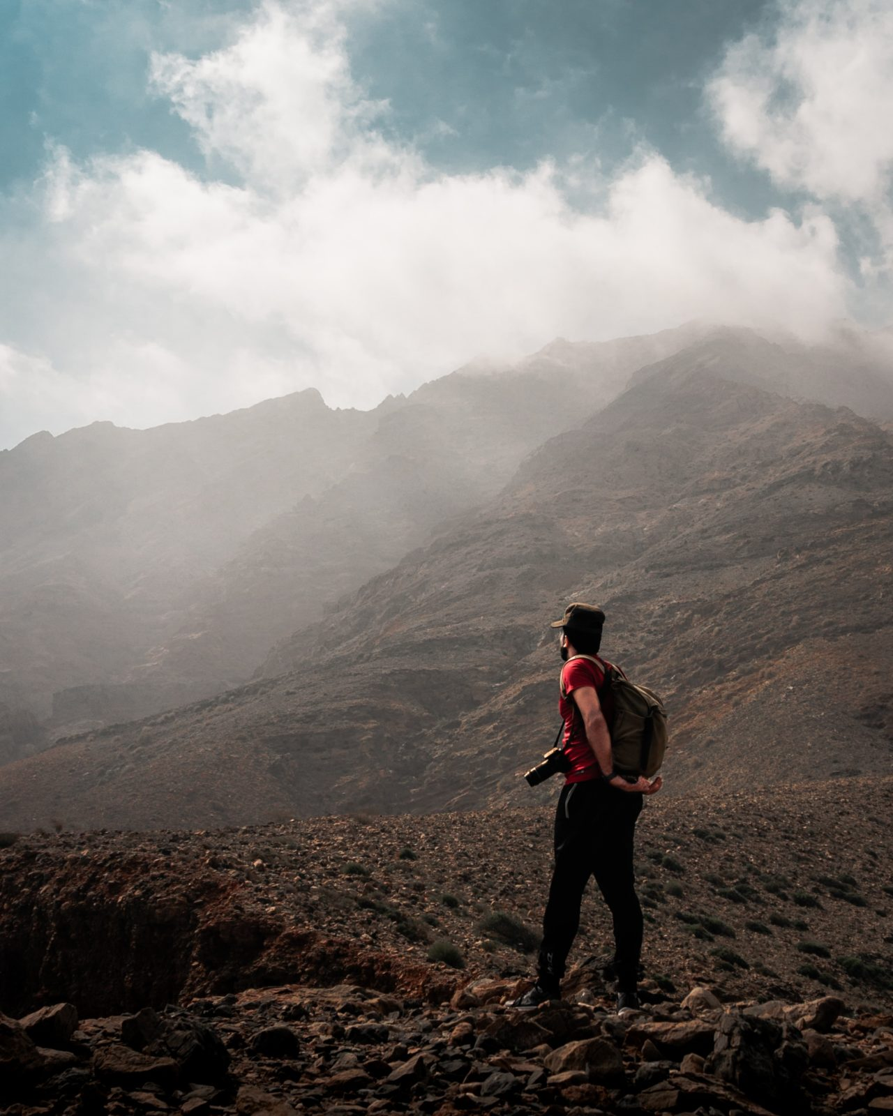 путешествие в оман