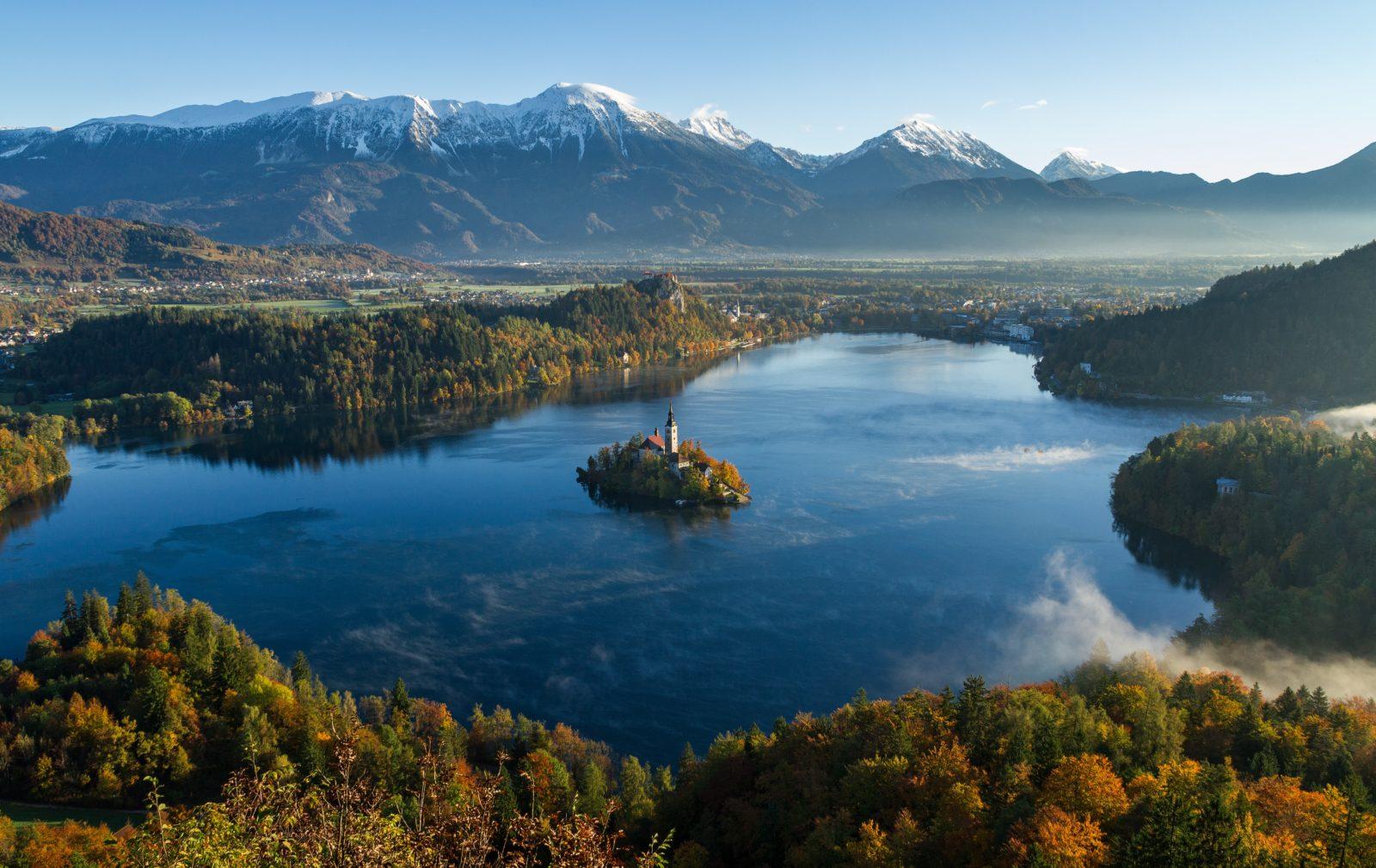 словения поездка