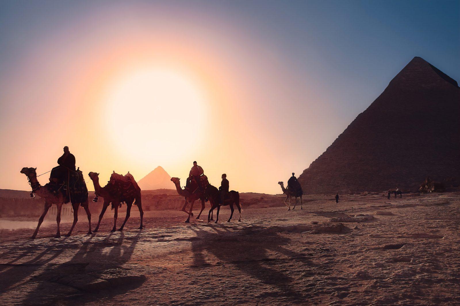 виза в Египет для белорусов