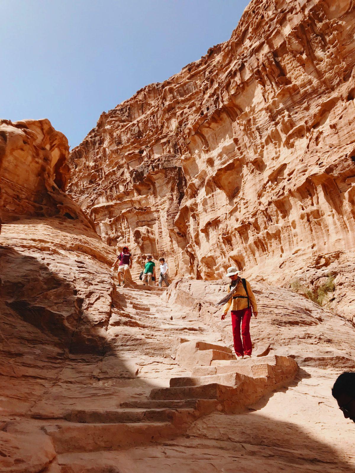 отпуск в иордании