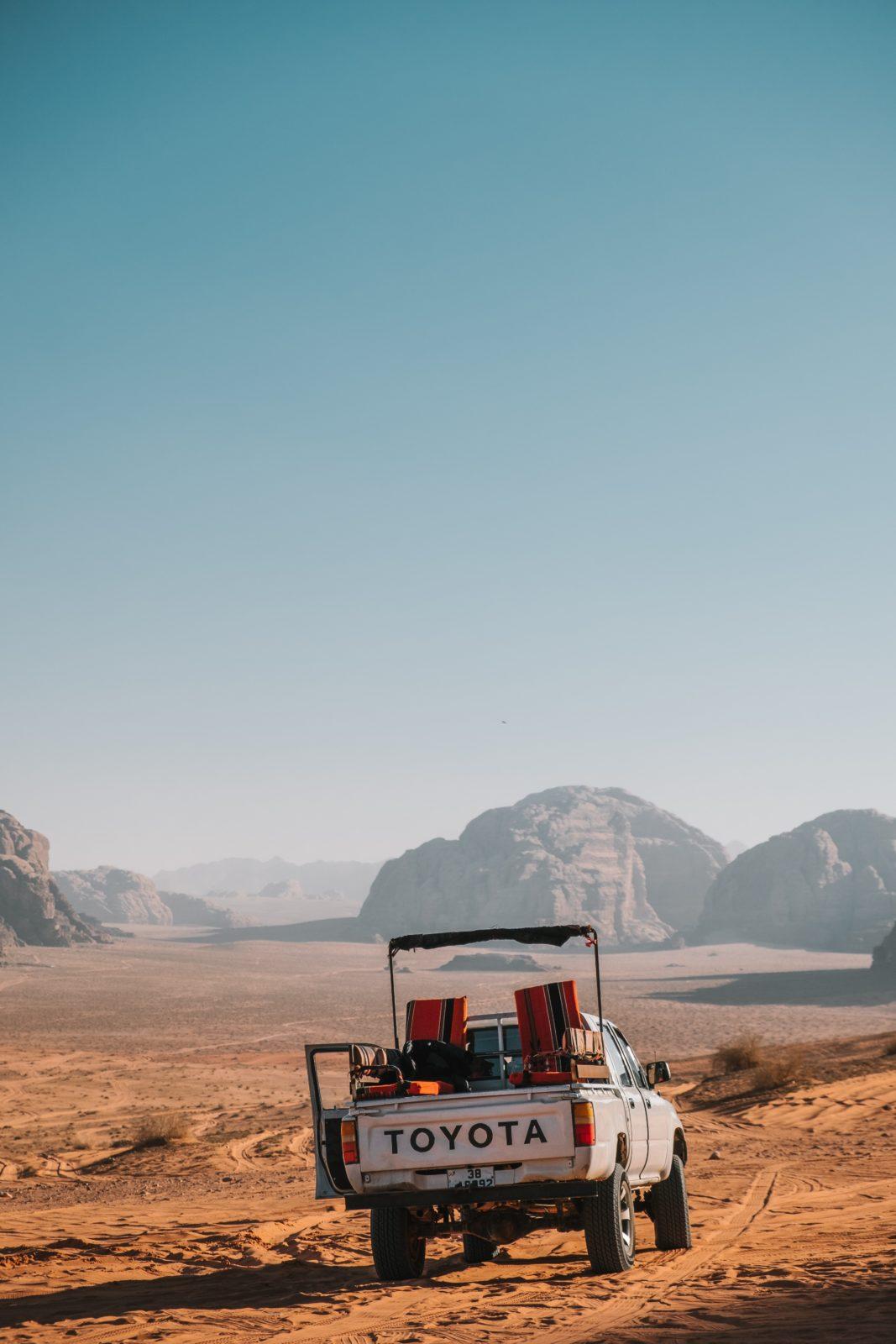 путешествие в иорданию