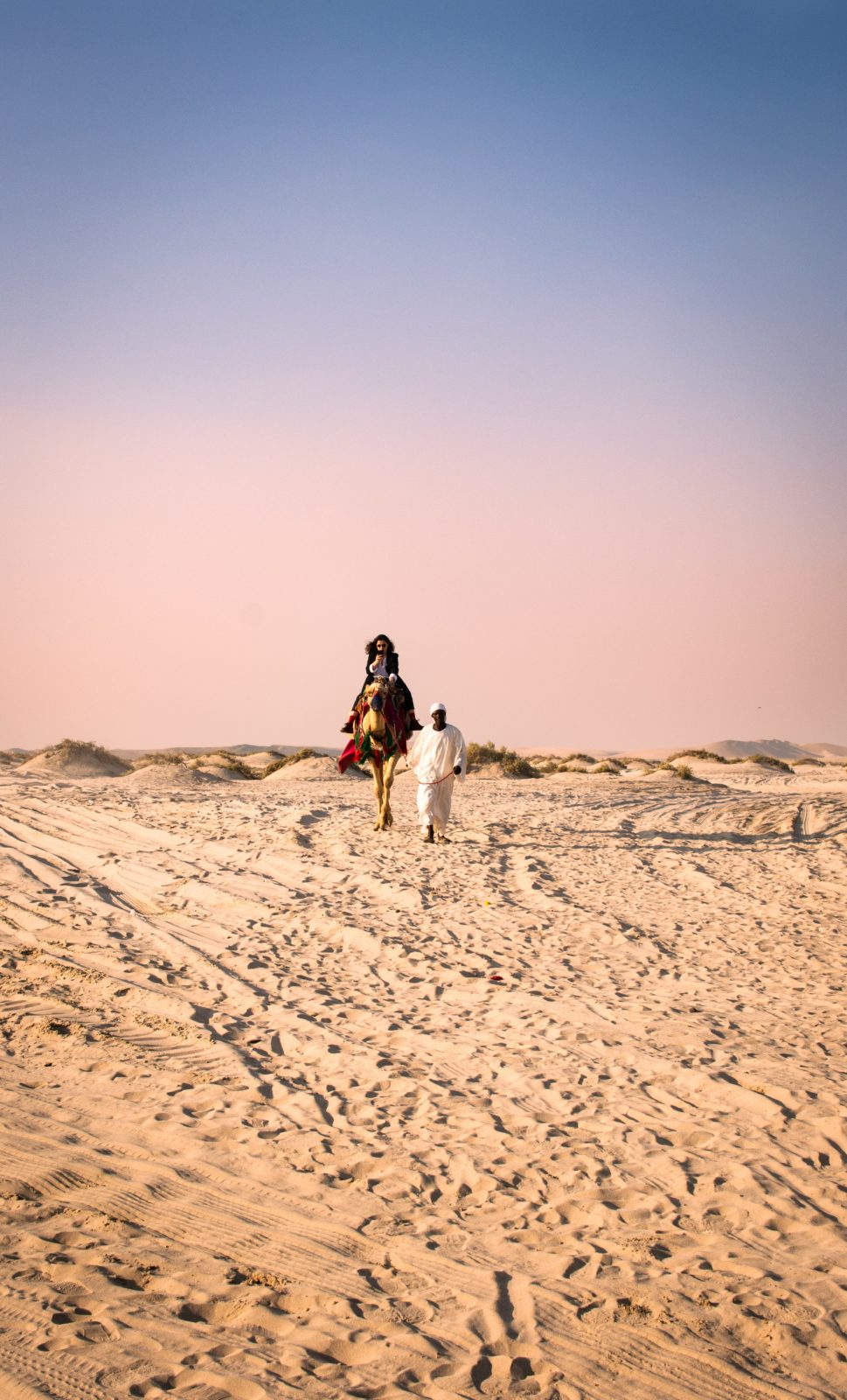 путешествие в катар