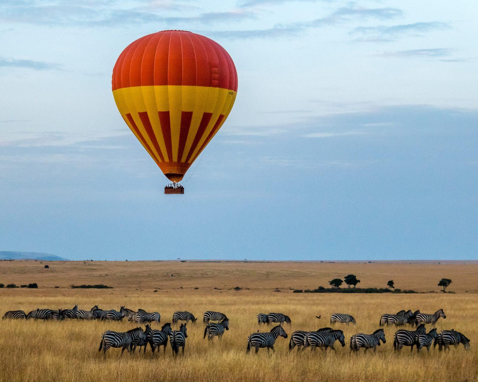 пейзажи в кении