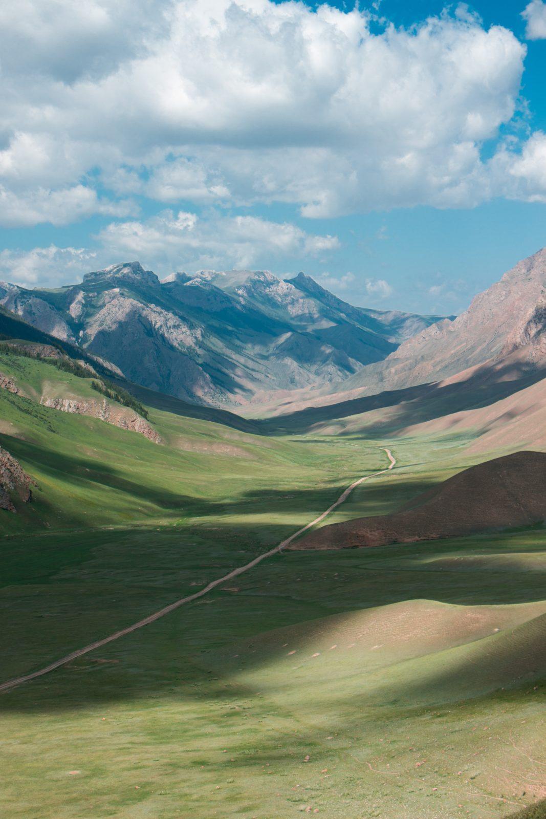 отпуск в Киргизии