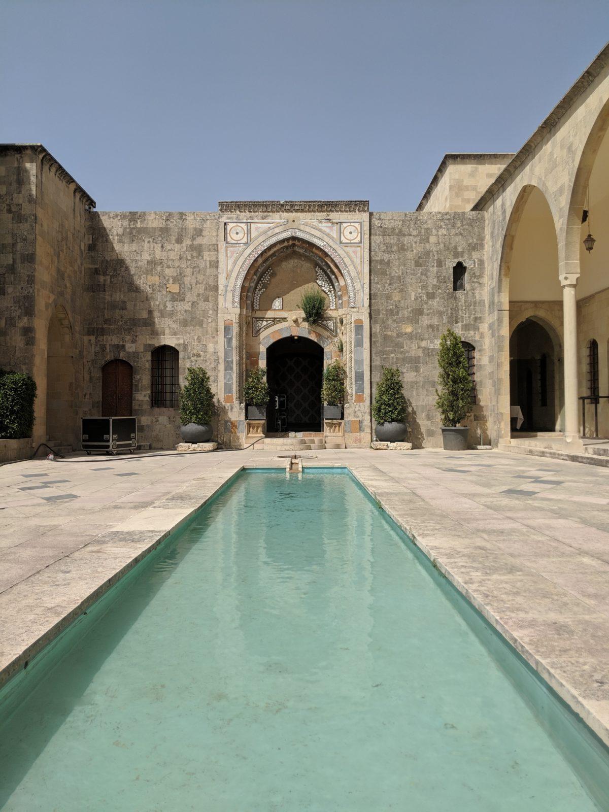 отдых в ливан
