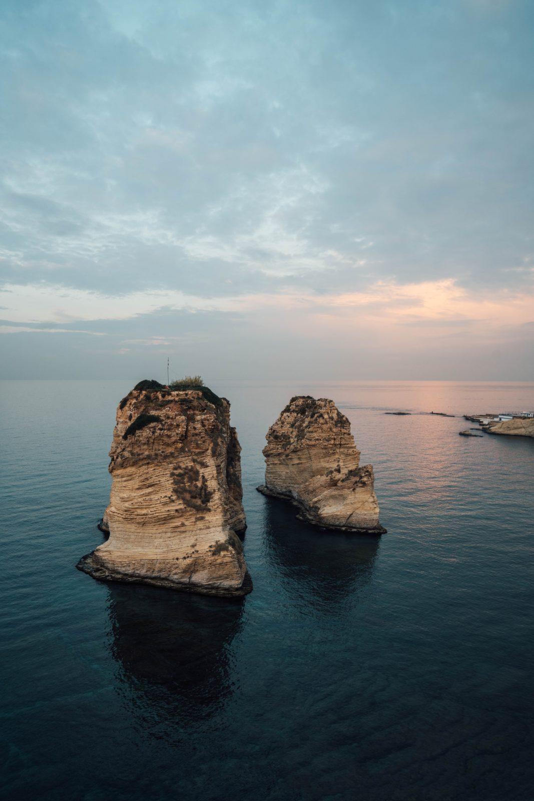 путешествие в ливан
