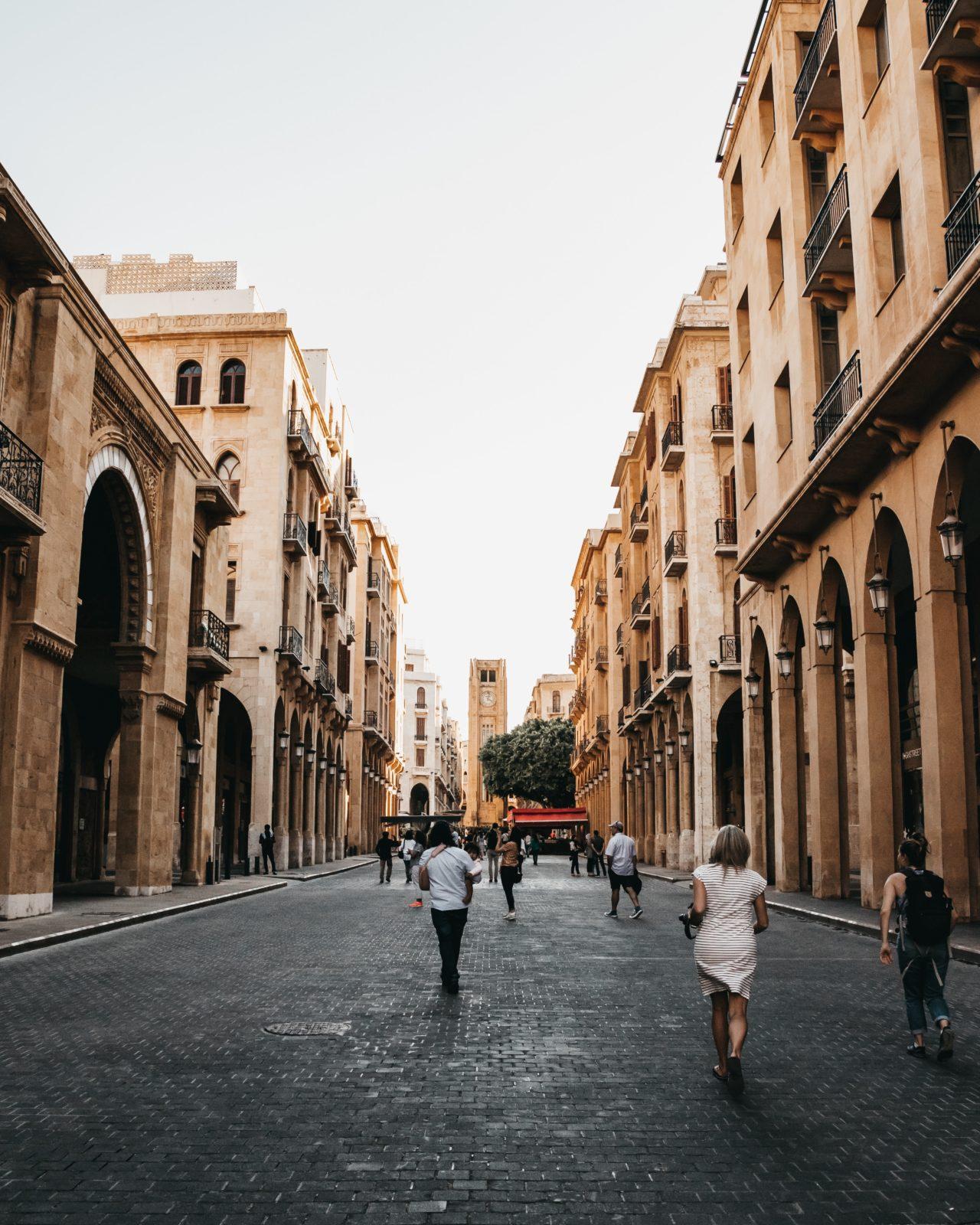 виза в ливан