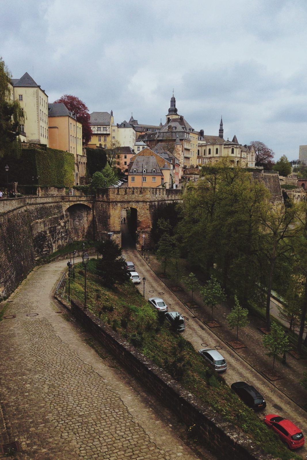 отпуск в люксембурге