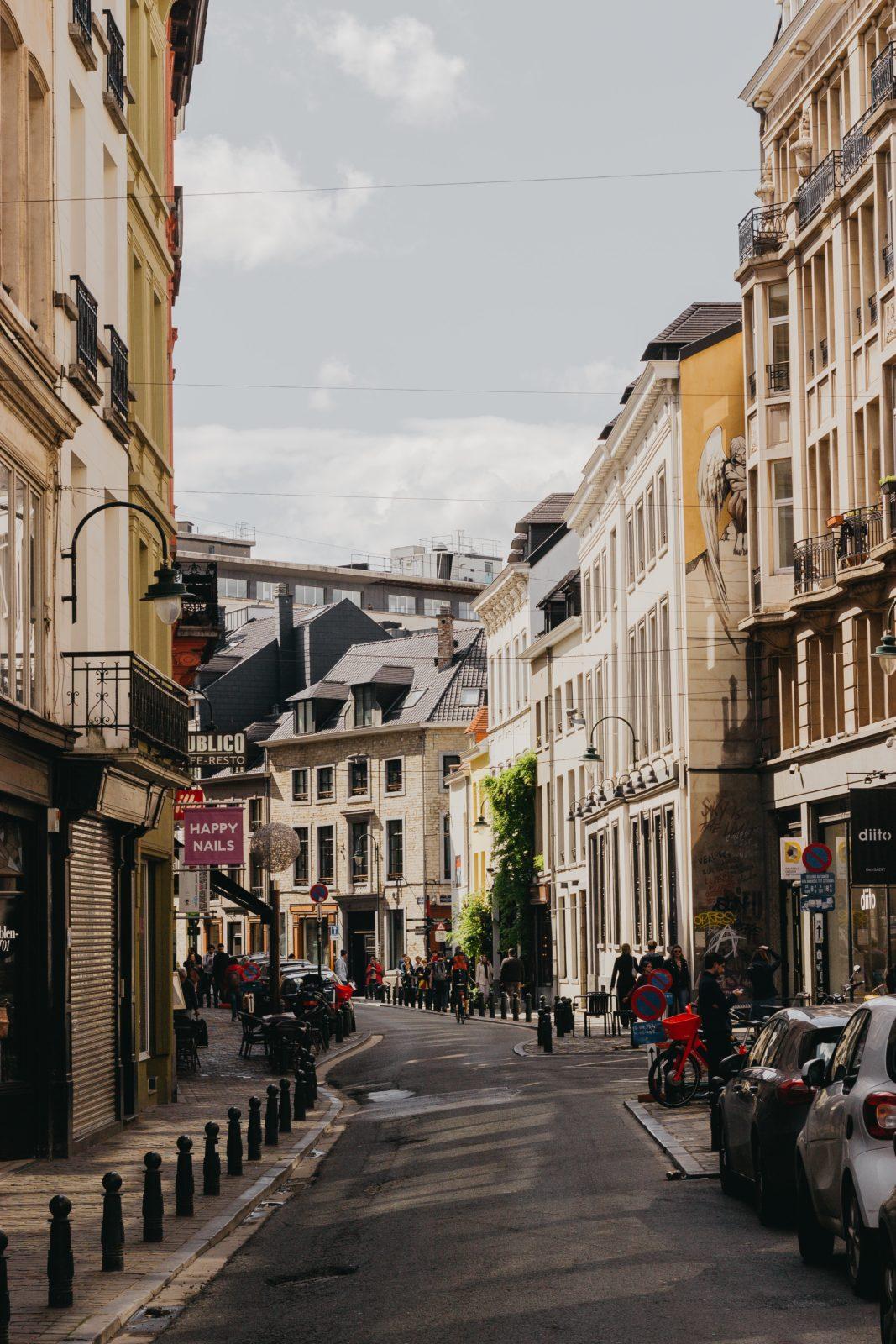 Отпуск в Бельгии