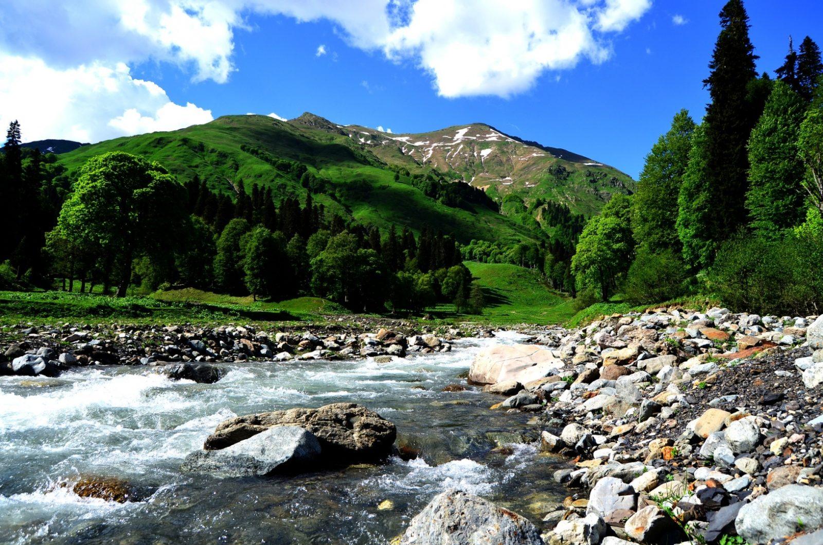 путешествие в абхазию