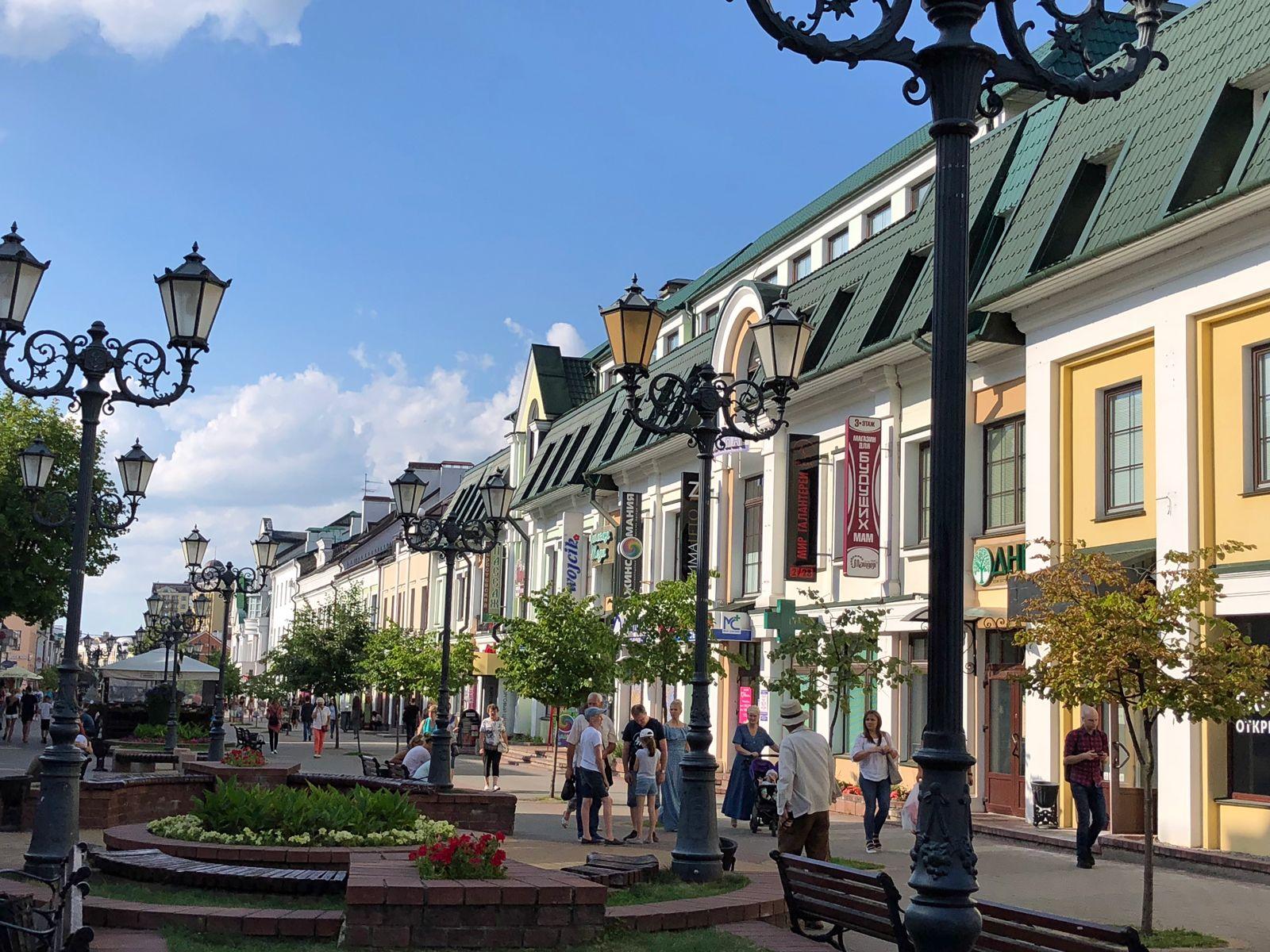 Нужна ли виза в Беларусь