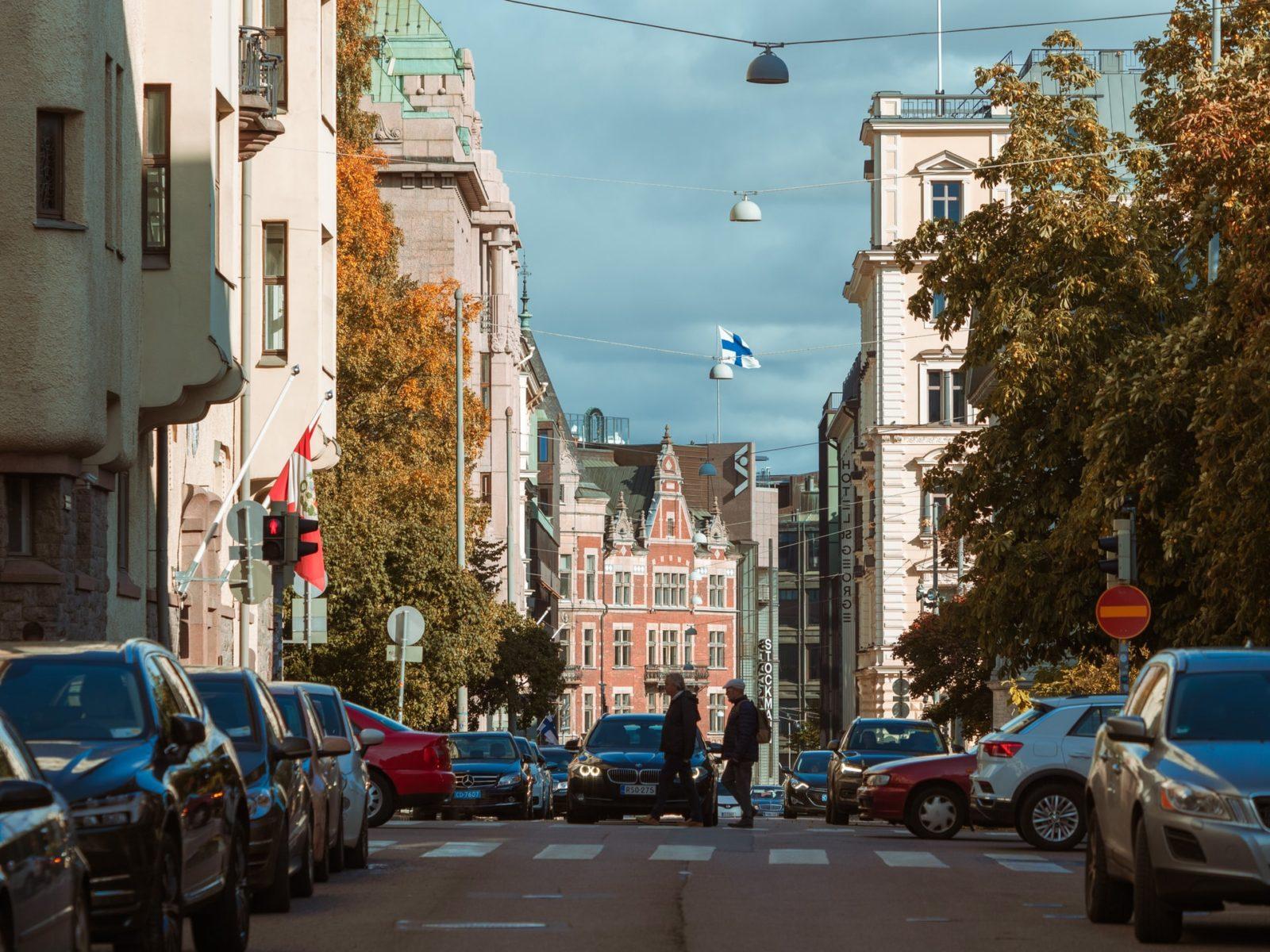 отпуск в финском городе