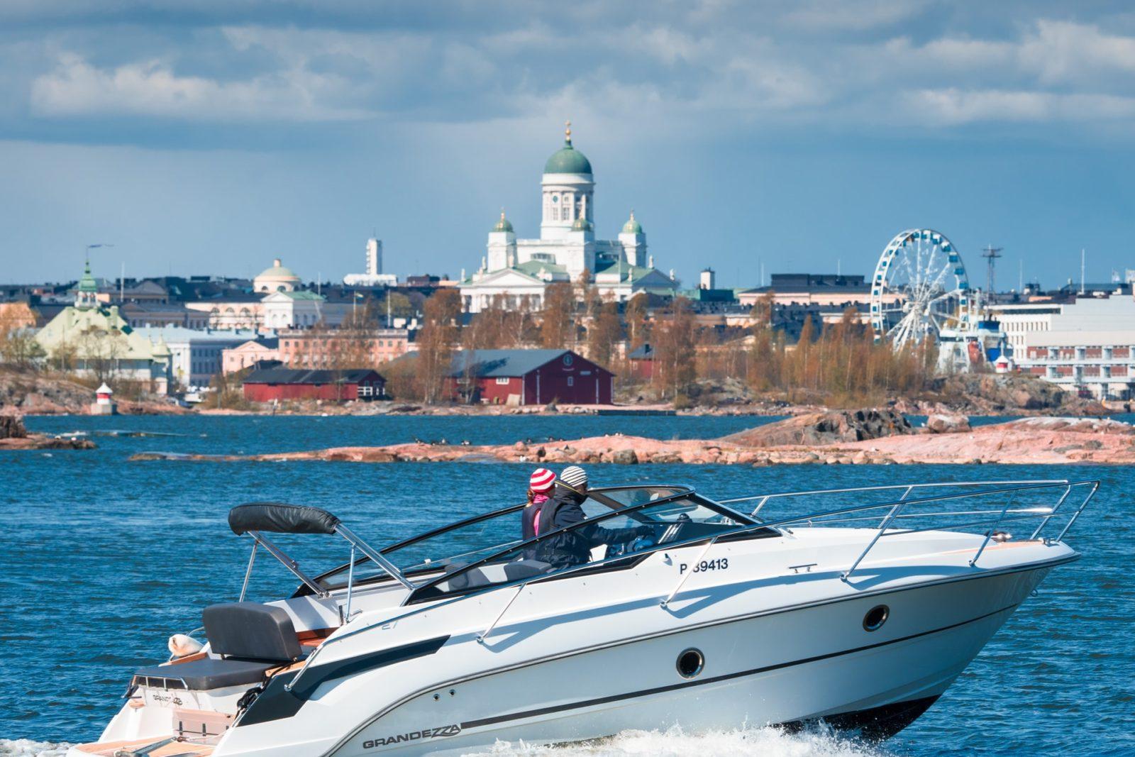 Как оформляется мультивиза в Финляндию?