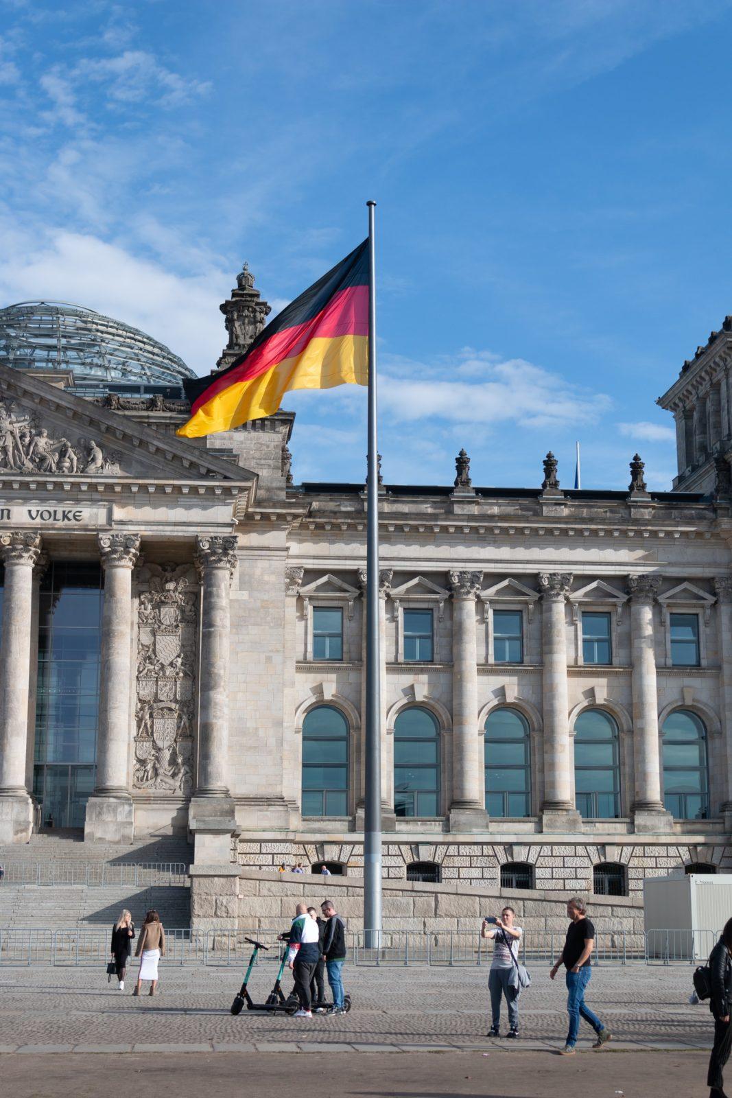 виза категории D в германию