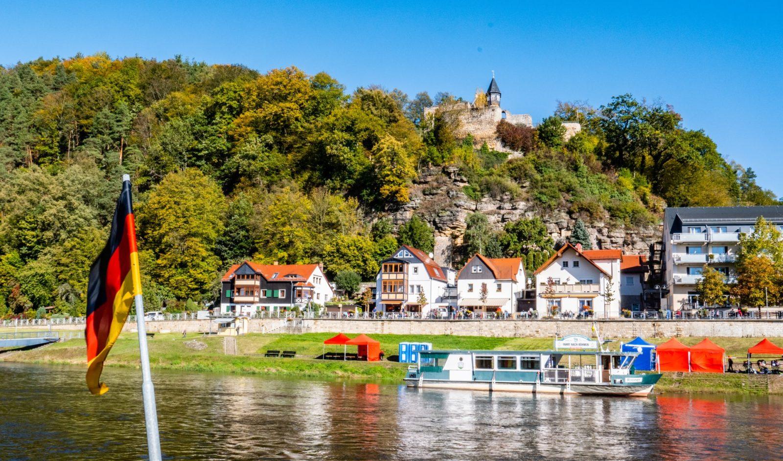 Национальная виза для поездки в Германию: как оформить?