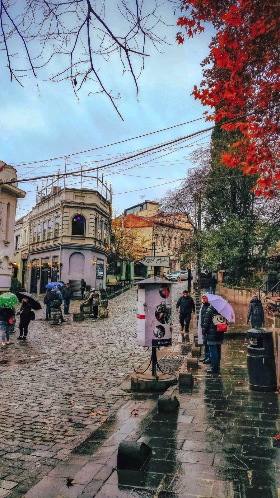 путешествие в грузию для белорусов
