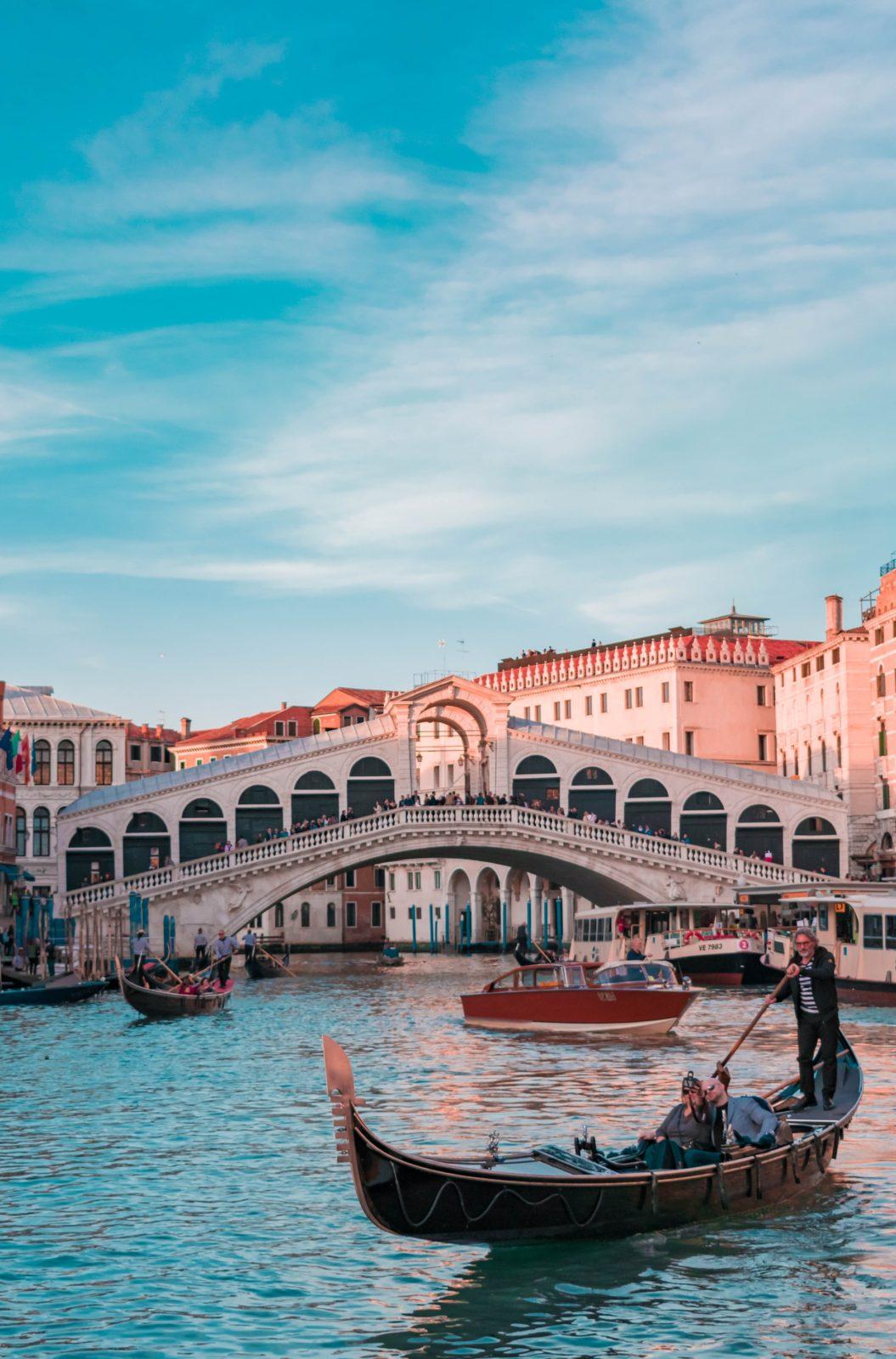 шенген в венецию
